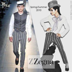 El estilo de Bill en el photoshoot para la revista alemana GQ [FEBRERO 2010]