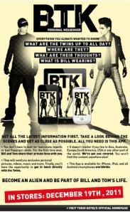 La nueva aplicación de los gemelos Kaulitz estará disponible el 19.12.2011 =D