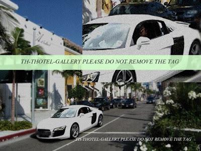 RUMOR: Tom Kaulitz conduciendo por las calles de LA