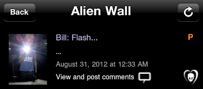 "BTK App UPDATE: Bill: ""Flash…"""