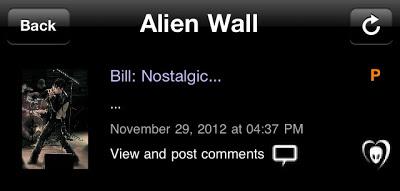 "BTK App UPDATE: Bill: ""Nostalgic…"""