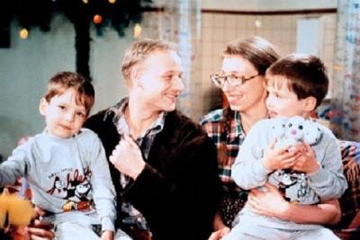 "[NEW (OLD) PIC] Bill & Tom Kaulitz on ""Verrückt nach dir"" movie [1994]"