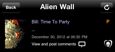 "BTK App UPDATE: Bill: ""Time To Party…"""
