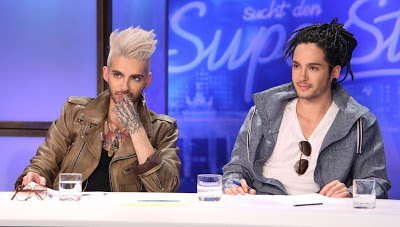 [NEW HQ PIC] Bill & Tom Kaulitz – DSDS Castings in Cologne, germany [28.10.2012]