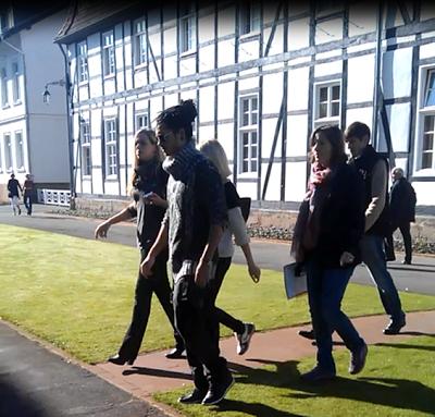 [NEW PIC] Tom Kaulitz in Bad Driburg, Germany [October 2012]